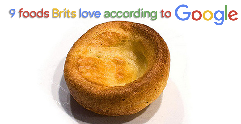9 foods Brits love according to Google