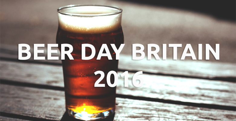 Beer Day Britain 2016