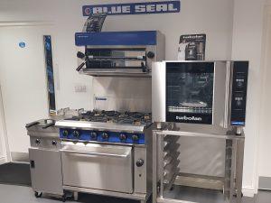 CS Catering Showroom Blue Seal Turbofan