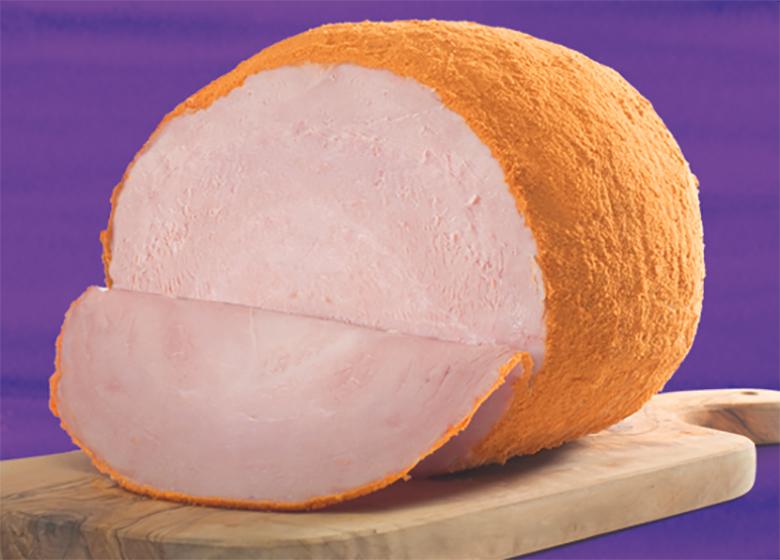 Crumbed-Ham