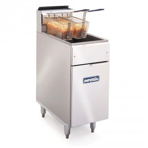 Imperial IFS-40 Gas Fryer