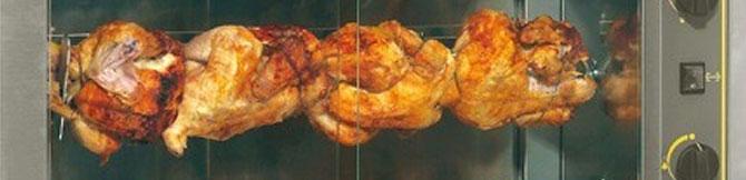 Rollergrill Chicken Rotisserie