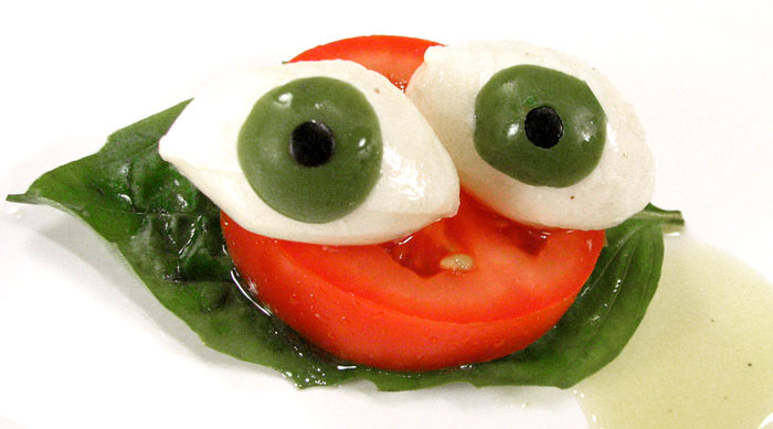 Salad Eyes