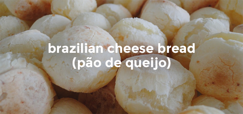 brazilian cheese bread pão de queijo