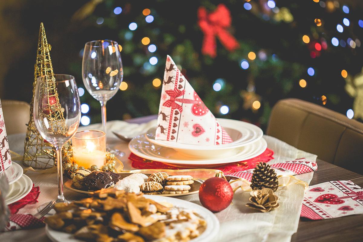 Christmas dinner trending foods