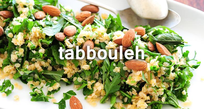 lentil tabbouleh