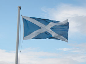 Saltire Scotland
