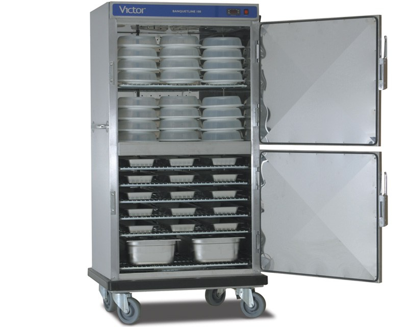 Victor Mobile Heated Cabinets