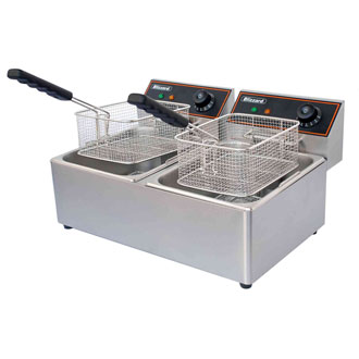 Blizzard Counter Top Fryers