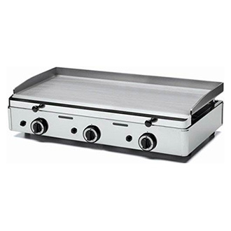Gas Griddles, Barbeques and Chargrills