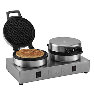Crepe Makers and Waffle Machines