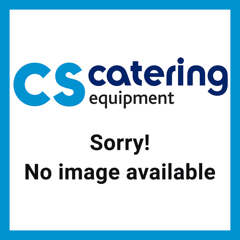 Sterling Pro SPPI-142 Stainless Steel Double Door Gastronorm Fridge