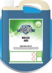 Kitchen Master Rinse Aid (702) - 4 x 5L