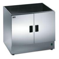 Lincat CC6 Ambient open-top Pedestal with Doors to suit Silverlink 600 Countertop Units