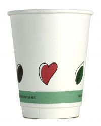 12oz CS Eco Design Biodegradable and Compostable Cups