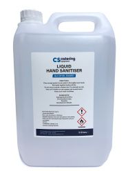 5L Liquid Hand Sanitizer - Anti Bacterial