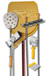 Luxury Essentials 6 Piece Electric Pizza Oven Kit - with Stand