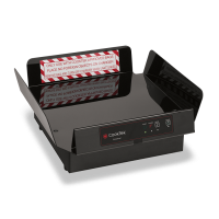 CookTek PTDS-18 Pizza Thermal Delivery Charger - XL