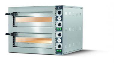 Cuppone LLKTZ6202 Tiziano Double Deck Pizza Oven