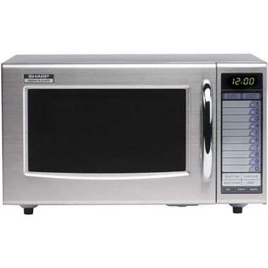 Sharp Commercial Microwave R21AT 1000w