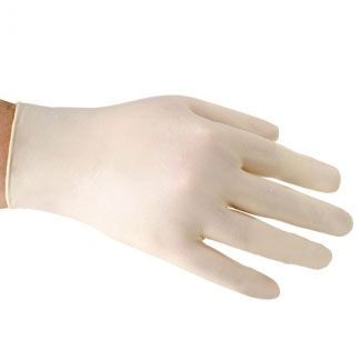 Synthetic Powder Free Gloves - Large