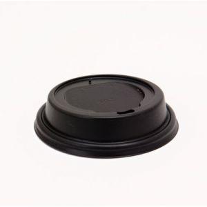 Black Dome Sip Lids - 10/12/16oz