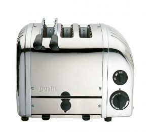 Dualit 31213 Combi 2 + 1 Polished Toaster