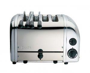 Dualit 42174 Combi 2 + 2 Polished Toaster