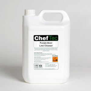 Cheftec Purple Beer Line Cleaner