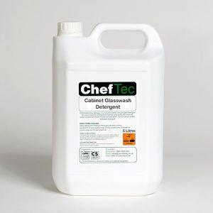Cheftec Cabinet Glasswash Detergent