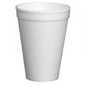 Foam Insulated Cups - 10oz