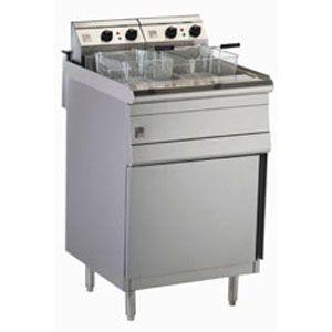 Parry PDPF9 Double Floorstanding Electric Fryer