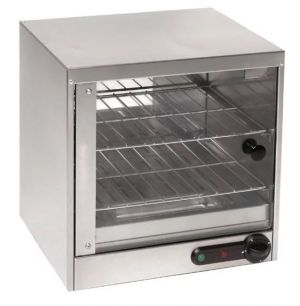 Parry Electric Small Pie Cabinet SPC/G