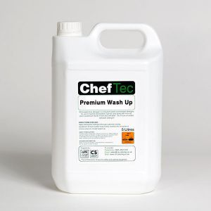 Cheftec Premier Wash Up - 2 x 5 Litres
