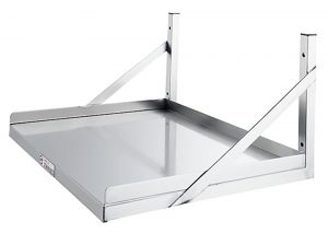 Simply Stainless SS28MW580 Microwave Shelf