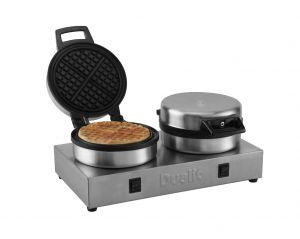 Dualit 74002 'Toastie' Waffle Iron